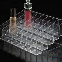 40Slots Lipstick Foundation Display Box Cosmetic Makeup Organizer Case Holders_A