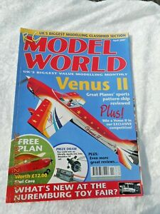 RC MODEL WORLD    APRIL 2007 ISSUE