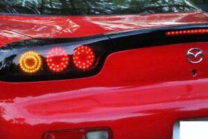 JDM LED Tail Lights Set for Mazda RX7 FD3S Spirit R Late Model Made in Japan