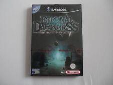 Eternal Darkness Sanity's Requiem New & Sealed! (PAL) Nintendo Gamecube CIB OVP