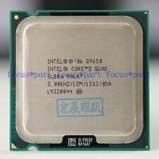 Intel Core 2 Quad Q9650 3.0 GHz Quad-Core CPU Processor 12M 95W 1333MHZ LGA 775