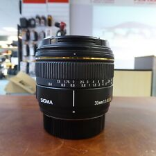 Used Sigma EX DC 30mm f1.4 lens in Pentax fit - 1 YEAR GTEE