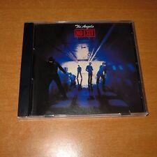 THE ANGELS - NO EXIT - CD ALBUM 10 TRACKS AUSTRALIA ( ALBERT 465236 2 )
