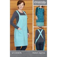 """INDYGO JUNCTION """"BISTRO APRON"""" Sewing Pattern"""