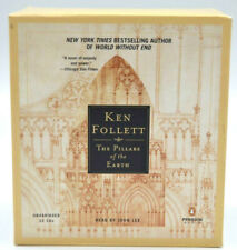 """""""The Pillars of the Earth"""" by Ken Follett 2007 Unabridged Compact Disc Audiobook"""