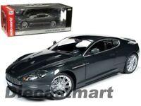 Autoworld 1:18 Aston Martin DB James Bond 007 Quantum of Solace Gray Diecast Car