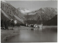 Arosa, Obersee, Graubünden, Orig.-Photo um 1910