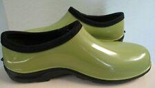 Sloggers Green Waterproof Gardening Shoes, Women's 9
