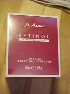 M.Asam Retinol Intense 24H Cream~ 5.07 . oz