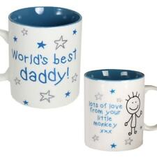 Gift Boxed Mug - Fathers Day - Best Daddy From Little Monkey