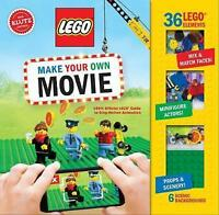 New LEGO: Make Your Own Movie By Pat Murphy