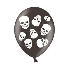 Globos de fiesta Amscan color principal negro de Halloween