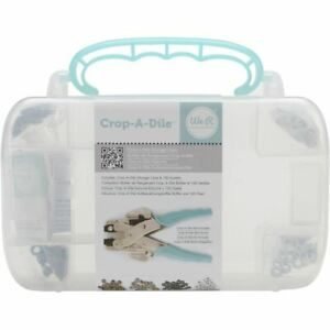 """Crop-A-Dile Carrying Case-Teal 6""""X8.5""""X1.25"""" -70909"""