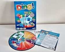 Ding! Card Board Game - Wiggles 2011 - Complete