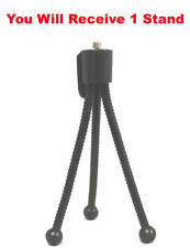 Mini Camera Tripod Flexible Tabletop Pocket Stand Camcorder Kodak Canon NEW USA