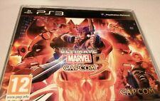 Ultimate Marvel vs. Capcom 3 (Sony PlayStation 3, 2011) PS3 PROMO **