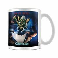 Gremlins We're Here Ceramic Coffee Mug Tea Cup - Boxed