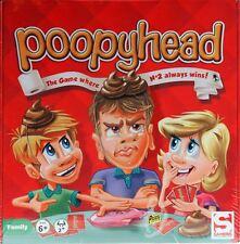 Poopy Head Doggy Poo Fun Kids Childrens Family Board Game Novelty Joke Gift