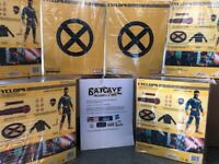 "Mezco ONE:Collective 12 Cyclops X-men 6"" action figure IN STOCK & SHIPPING!"