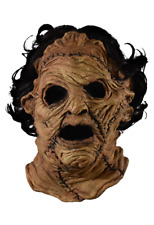 The Texas Chainsaw Massacre 3D Leatherface Latex Mask Trick or Treat Studios