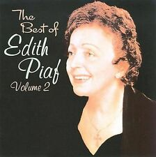 NEW The Best Of Edith Piaf Volume 2 (Audio CD)