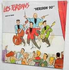 """Les FORBANS Version 90 & Be Bop """"sealed"""" in shrinkwrap FRENCH ROCK on Vogue 12"""""""