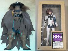 ZEIRAM ANIMATED PVC Figure Set Statue IRIA Zeram Anime Manga HTF Rare NEW Import