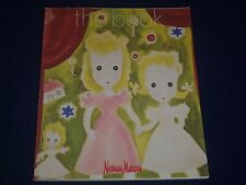 1996 NEIMAN MARCUS THE DECEMBER BOOK  - NICE ADVERTISEMENTS - 158 PAGES - J 1745