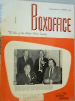 BOXOFFICE Magazine 12/11/72 photos of Blue Ridge Cinemas & Showboat Theatre (MO)