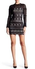 NWT Parker | Lace Ruffle Contrast Dress Size Small $298