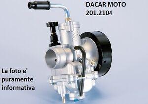 201.2104 POLINI Carburettor POLINI CP D.21 Evolution