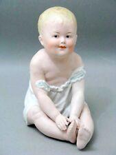 Heubach Piano Baby Bisquit Porzellan Figur Figure Figurine um 1882