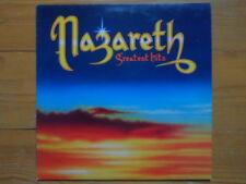 Nazareth-Greatest Hits-Vertigo Swirl Lp Italy von 1975-Rare!!