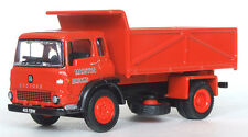 34502 EFE Bedford TK 2 Axle Short Bulk Tipper Lorry Marston Bricks 1:76 Diecast