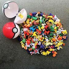 Random 72pcs/set Pikachu Pokemon Go Mini Action Figure Toy 2-3cm Pocket Monster