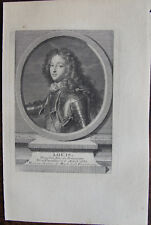 LOUIS DAUPHIN DUC DE BOURGOGNE (1682-1712)