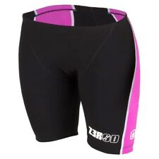 ZeroD iShorts Women's Xs Tri Shorts Black/Pink Triathlon