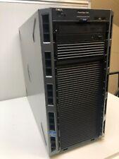 DELL T320 XEON E5-2420  6 x1.90Ghz  8Go  2 x 600Go 15K  PERC H310   NO OS