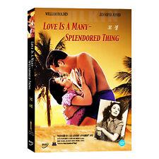 Love Is A Many - Splendored Thing (1955) DVD - William Holden, Jennifer Jones