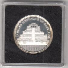 Médaille en argent les 7 Merveilles du monde Le Jardins Suspendus de Babylone