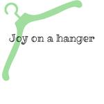 Joy On A Hanger