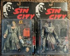 New listing 1998 McFarlane Toys Frank Miller's Sin City 2 Marv Action Figures Color and B&W