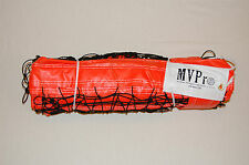 "Beach VB Net - Orange - Heavy Duty Professional 3"" Tapes all around - Cable Top."