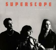KITTY, DAISY & LEWIS – SUPERSCOPE (NEW/SEALED) CD