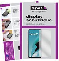 Film de protection d'écran pour Oppo Reno2 protecteur clair dipos