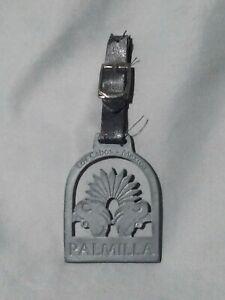 Palmilla Los Cabos Mexico Metal Golf Bag Tag