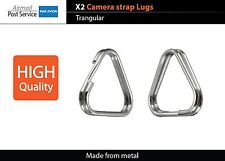 Camera strap triangular Lug ring FOR Konica Leica Minolta Canon Nikon Pen camera
