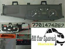 Renault Vel Satis -Instrument Panel/Cluster & Display -101,791 Miles -7701474267