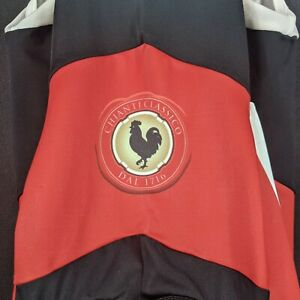 CHIANTI CLASSICO Cycling Jersey Shirt Mens XXL 2XL Made Italy 1716 Cycle Rooster