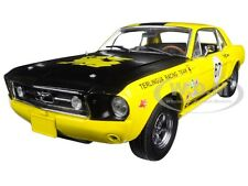 1967 FORD TERLINGUA CONTINUATION MUSTANG #67 JERRY TITUS 1/18 GREENLIGHT 12934